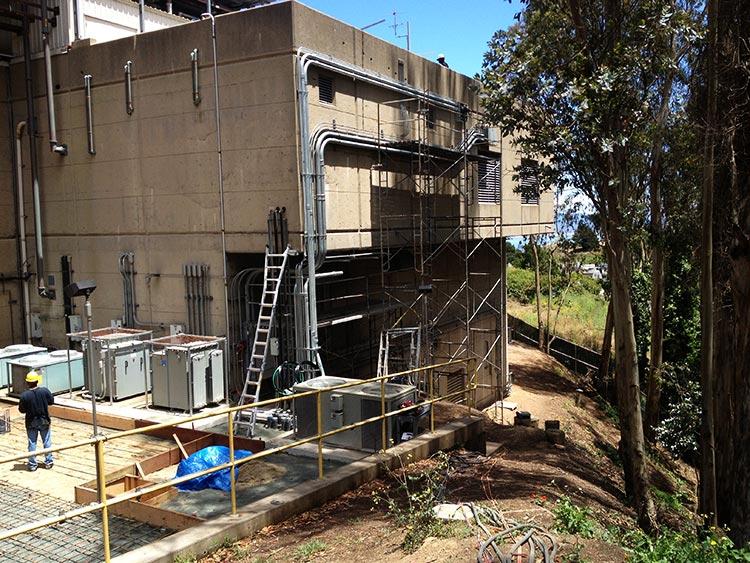 installation-scaffolding
